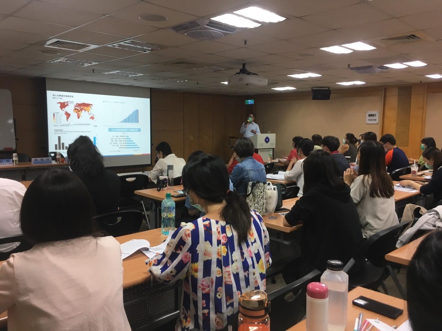 圖片說明-台南分行於109年09月09日與經濟部國貿局、貿協台南辦事處及臺南市工商發展投資策進會等單位合辦「2020年版國貿條規解析」研討會